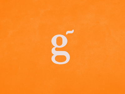 A g with flair bold simple art geometric agency branding graphic design graphic g logo letter