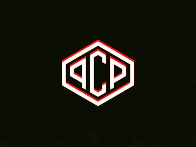 Pe cont propriu geometric branding lines simple aggressive hip-hop rap pcp pecepe