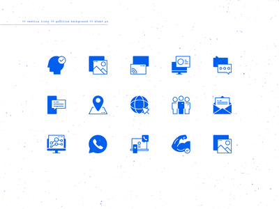Nextiva's icons teams analytics screen share www world map mail icon user chat phone graphic design icons