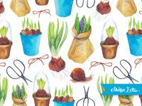 Garden's pattern