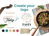 Eco life branding kit