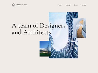Atelier du pont architects architect realestate