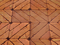 Stylized Tile Pattern