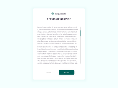 Terms of service vector minimal design ux website web ui typography branding terms terms of service
