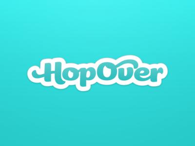HopOver App Branding