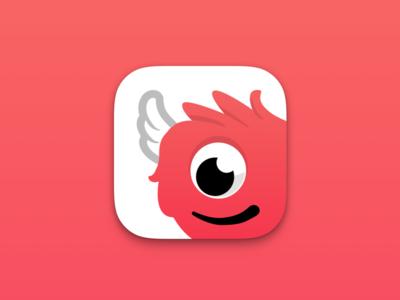 Chatbaka iOS App Icon