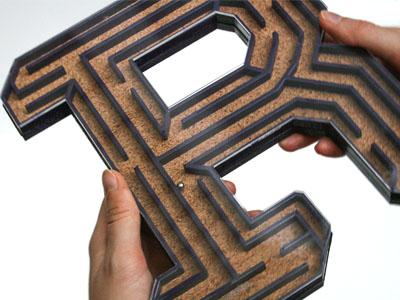 Radikal Type Maze