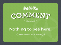 Comment Police