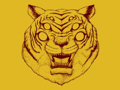 Mothef Spider Tiger