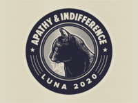 LUNA 2020 Dribbble Weekly Warm Up
