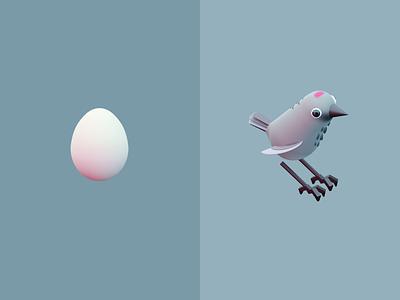 Common flicker blender3d game art illustration