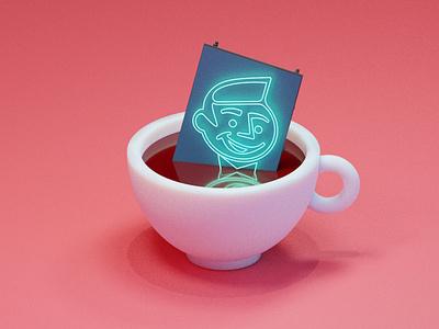 Ad Agency 6 icon blender3d game art illustration