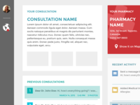 Consultations Dashboard