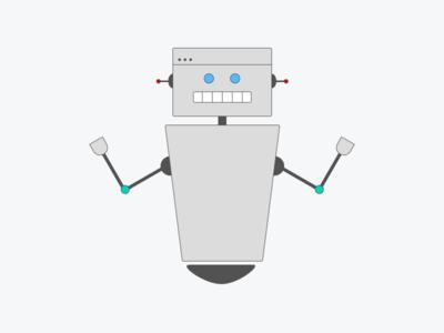 Mr. Roboto argentina image color flat photoshop sketch illustration graphic design robot