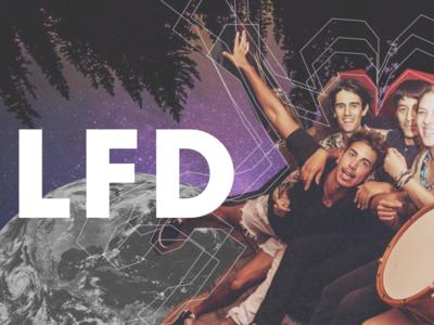 La Fama de la Dhamma website argentina rock indie poster band music ux ui design graphic banners