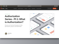 Authorization - Auth0 Blog