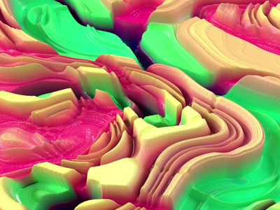 Colorful Background wallpaper redshift animated bg colorful 3d abstract background ui illustration graphic design cinema4d aftereffects design animation motion graphics 3d