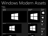 Windows Dribbble Preview