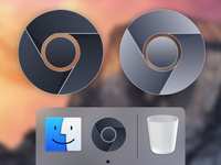 New Chrome Replacement Icon