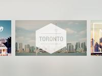 Toronto City Card