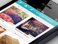 iOS Shopping App