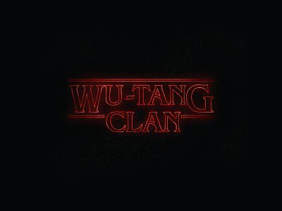 Wu-Tang  barb 80s netflix stranger things wutang