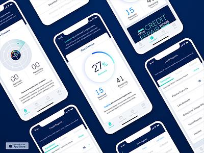 Lex on iOS credit app credit ios app