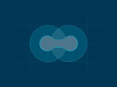 Commit Animation app habit icon mark design brand logo branding