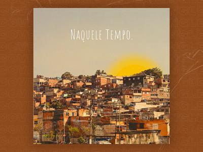 Naquele Tempo - Concept Art album photoshop design concept art ep music