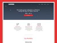 Super64 Homepage