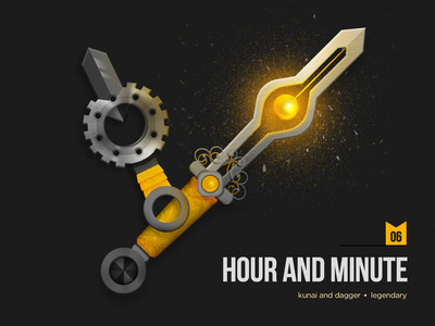 D&D Armory: Hour & Minute