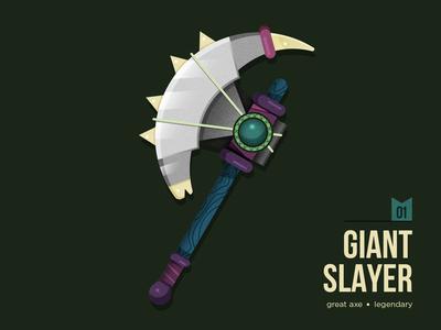 D&D Armory: Giant Slayer
