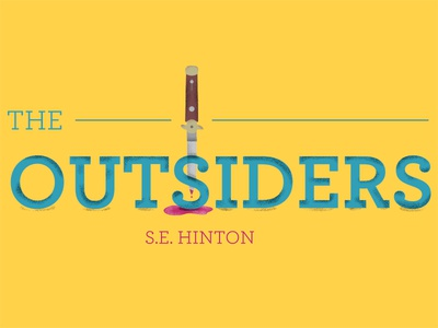 title the outsiders by se hinton why Susan eloise hinton (born july 22, 1948) is an american writer best known for her young-adult novels set in oklahoma, especially the outsiders, which she wrote during high school in 1988 she received the inaugural margaret edwards award from the american library association for her cumulative contribution in writing for teens.