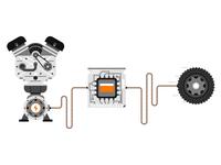 Diesel-Electric Drive
