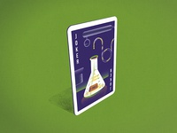 E-Fuels Playing Card