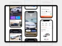 Tesla presentation front cover