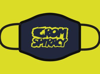 GROMSPIRACY mask for corona msx125 grom hondamsx masks ridedontcollide ridesafe gromsociety gromfamily covid-19 corona mask gromspiracy
