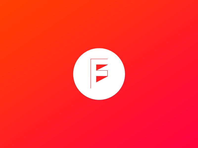 Experimental × FS monogram 03 typography monogram letter fs exploration experimental