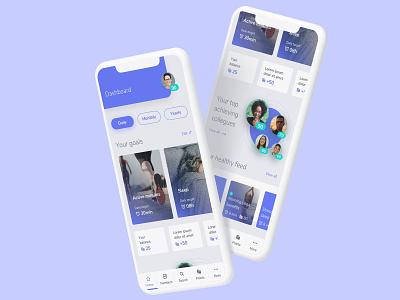 App sport design ui design app design app sports