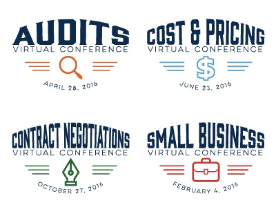 Virtual Conference Logos