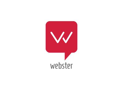 Logo Design Concept logo red web design concept