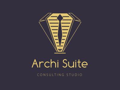 Architect Concept Alternative Logo brand design architecture draft logo