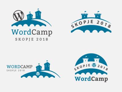 Logo Proposals Wordcamp 2018