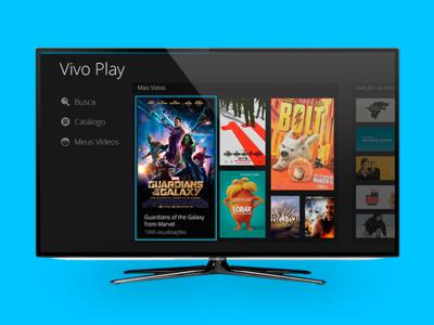 IPTV UI Videolibrary