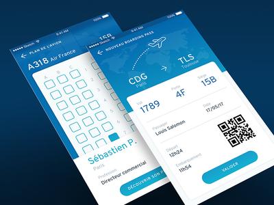 Your boarding pass with MyA passenger flight boarding pass mya chatbot