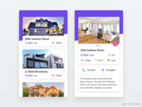 Daily UI 3/7 - Property Finder