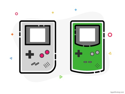 Gameboy and Gameboy Color