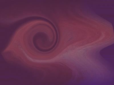 Twirl orb twirl photo illustration