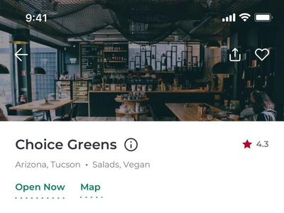 Restaurant app OLD