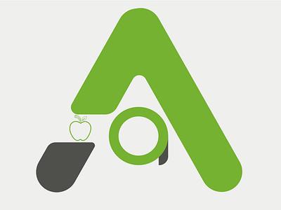 Letter symbolic logo brand character graphic design clean lettering type illustrator minimal ui vector illustration icon app branding logo